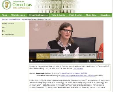 Anne Marie Oireachtas